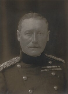 Sir Charles Newsham Trotman, by Walter Stoneman - NPG x67685