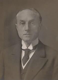 Samuel John Gurney Hoare, Viscount Templewood, by Walter Stoneman - NPG x67723
