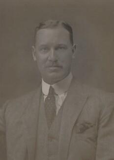 Sir Geoffrey Francis Archer, by Walter Stoneman, 1921 - NPG x67762 - © National Portrait Gallery, London