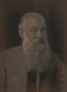 Conwy Lloyd Morgan, by Walter Stoneman - NPG x67790