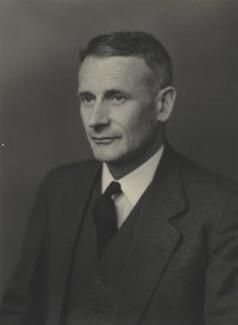 Sir John Cecil Masterman, by Walter Stoneman - NPG x67841