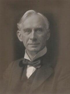 Leifchild Stratten Jones (later Leif-Jones), 1st Baron Rhayader, by Walter Stoneman - NPG x67878