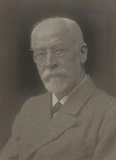 William James Lewis, by Walter Stoneman - NPG x67888