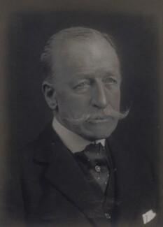 Charles Gore Hay, 20th Earl of Erroll, by Walter Stoneman - NPG x67923