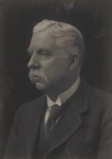 Edward Patrick Morris, 1st Baron Morris, by Walter Stoneman - NPG x67928