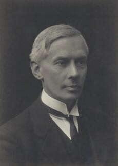 Christopher Addison, 1st Viscount Addison, by Walter Stoneman, 1917 - NPG x67932 - © National Portrait Gallery, London