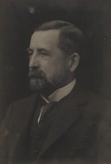 Sir George Halsey Perley, by Walter Stoneman - NPG x67950