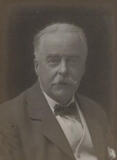 Sir (Granville) George Greenwood, by Walter Stoneman - NPG x67967