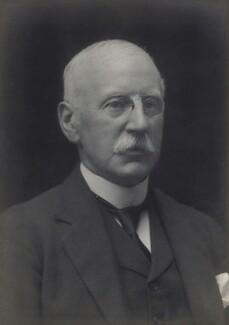 Sir (Edward) Hildred Carlile, 1st Bt, by Walter Stoneman - NPG x67968
