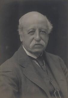 George Edmund Milnes Monckton-Arundell, 7th Viscount Galway, by Walter Stoneman - NPG x67974