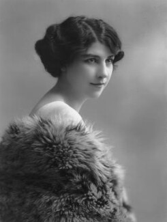 Ethel Warwick, by Bassano Ltd - NPG x74740