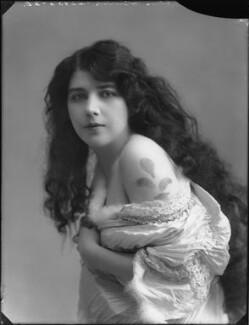 Ethel Warwick, by Bassano Ltd - NPG x74741