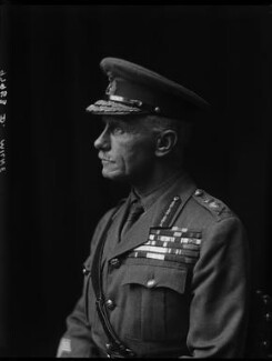 George Francis Milne, 1st Baron Milne, by Walter Stoneman, 1920 - NPG x74879 - © National Portrait Gallery, London