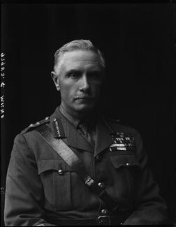 George Francis Milne, 1st Baron Milne, by Walter Stoneman, 1920 - NPG x74881 - © National Portrait Gallery, London