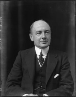 Sir Herbert James Creedy, by Walter Stoneman - NPG x75912