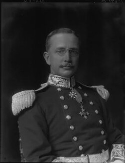 Sir (Alexander) Ransford Slater, by Walter Stoneman - NPG x76274