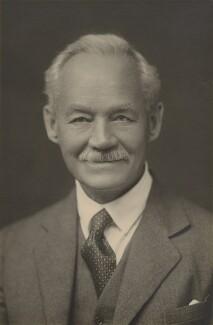 Sir Wilfred Thomason Grenfell, by Walter Stoneman - NPG x166613