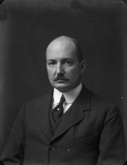Giles Stephen Holland Fox-Strangways, 6th Earl of Ilchester, by Walter Stoneman - NPG x165862