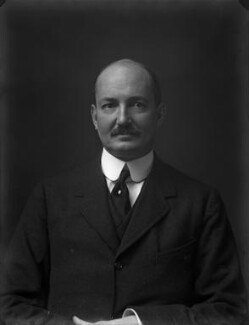 Giles Stephen Holland Fox-Strangways, 6th Earl of Ilchester, by Walter Stoneman - NPG x165863