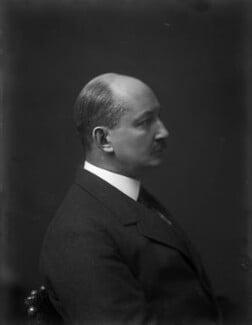 Giles Stephen Holland Fox-Strangways, 6th Earl of Ilchester, by Walter Stoneman - NPG x165864
