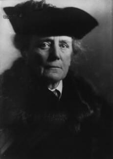 Dame Ethel Mary Smyth, by Elliott & Fry - NPG x81830