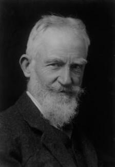 George Bernard Shaw, by Elliott & Fry - NPG x81840