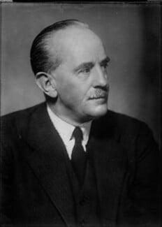 Bertram Francis Gurdon, 2nd Baron Cranworth, by Elliott & Fry - NPG x81879
