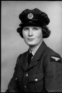 Janet Helen Shipton (née Attlee), by Elliott & Fry - NPG x81931