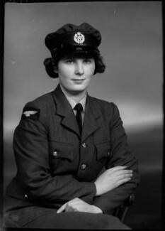 Janet Helen Shipton (née Attlee), by Elliott & Fry - NPG x81932
