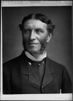 Matthew Arnold, by Elliott & Fry - NPG x82002