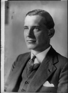 Harold Harington Balfour, 1st Baron Balfour of Inchrye, by Elliott & Fry - NPG x82030