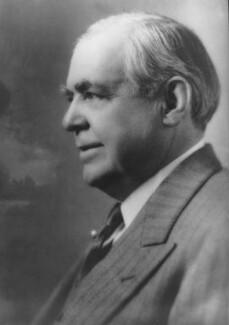 Sir (Alfred) Chester Beatty, by Elliott & Fry - NPG x82034