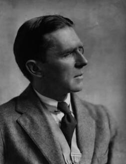 Sir (Leslie) Patrick Abercrombie, by Elliott & Fry, 1942 - NPG x82059 - © National Portrait Gallery, London