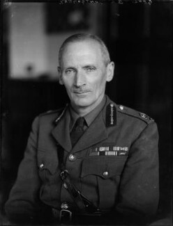 Bernard Law Montgomery, 1st Viscount Montgomery of Alamein, by Elliott & Fry,  - NPG x82079 - © National Portrait Gallery, London
