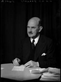 Sir Ronald Thornbury Garrett, by Elliott & Fry - NPG x82100