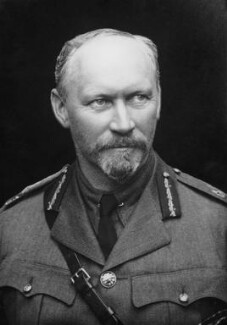 Jan Christian Smuts, by Elliott & Fry, 1942 (1917) - NPG x82123 - © National Portrait Gallery, London