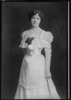 Dame Clara Ellen Butt, by Elliott & Fry - NPG x82292