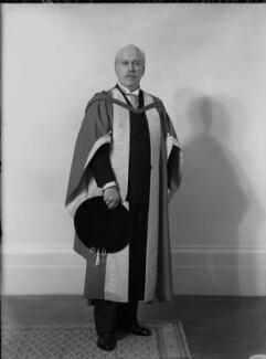 Sir Arthur Bliss, by Elliott & Fry - NPG x82371