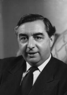 George Alfred Brown, Baron George-Brown, by Elliott & Fry - NPG x82417