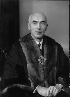 Sir Charles Frederick Goodeve, by Elliott & Fry - NPG x82523