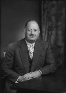 Richard Beeching, 1st Baron Beeching, by Elliott & Fry, 1961 - NPG x82586 - © National Portrait Gallery, London
