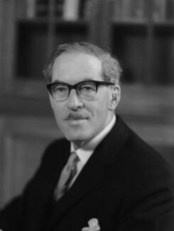 Sir Frederick Vernon Corfield, by Elliott & Fry - NPG x82617
