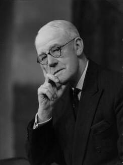 Sir John Walter Cordingley, by Elliott & Fry - NPG x82743