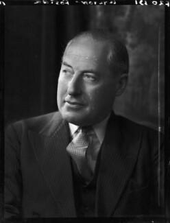 Sir Harry Braustyn Hylton Hylton-Foster, by Elliott & Fry - NPG x82855