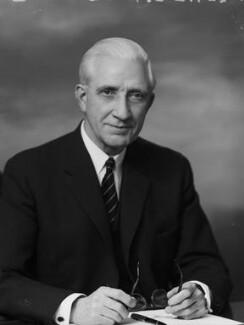 Sir John William Nicolson, by Elliott & Fry - NPG x82944
