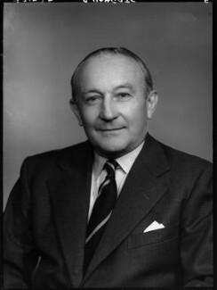 Sir Frank Kenyon Roberts, by Elliott & Fry - NPG x82991