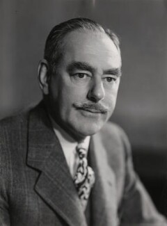 Dean Acheson, by Elliott & Fry - NPG x86120