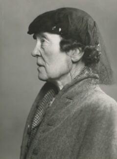 Louisa Garrett Anderson, by Elliott & Fry - NPG x86169