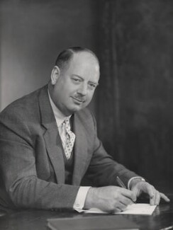 Richard Beeching, 1st Baron Beeching, by Elliott & Fry, 1961 - NPG x86321 - © National Portrait Gallery, London