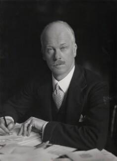 Vere Brabazon Ponsonby, 9th Earl of Bessborough, by Elliott & Fry - NPG x86352